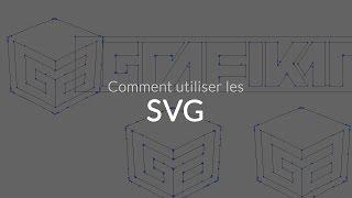 Tutoriel HTML-CSS : Utiliser les SVG