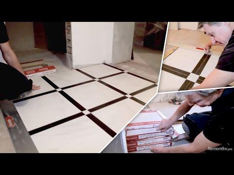 видео: Укладка плитки. Скрытые проблемы и способы их решения