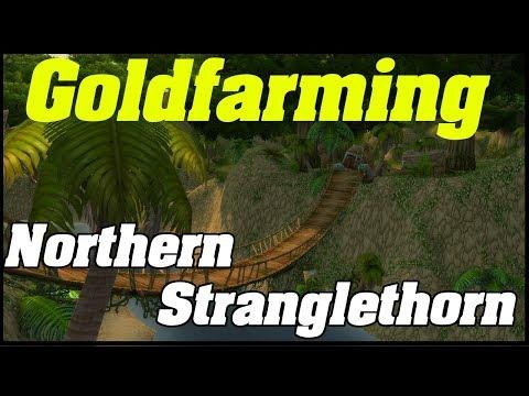 Goldfarming in Northern Stranglethorn