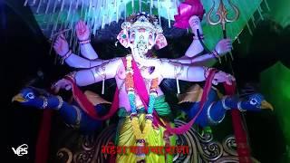 Nallasopara Ganesh Utsav 2018 | jiv jadala charni tuzya re| Mahesh park| Gaytricha Cha raja| K k gro
