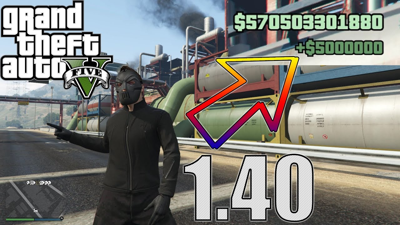 patched gta 5 pc stealth money hack 1 40 5 000 000 per second download tutorial