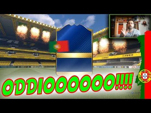 ODDIO MI SENTO MALE!! 🇵🇹 WALKOUT PORTOGALLO TOTS!!! PACK OPENING FIFA 17 ITA
