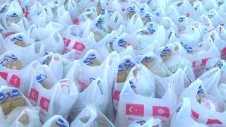 TDV'den Kırgızistan'da 600 Aileye Yardım