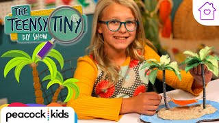 DIY Teensy Tiny Tropical Island | TEENSY TINY DIY SHOW