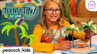 DIY Teensy Tiny Tropical Island | TEENSY TINY DIY SHOW