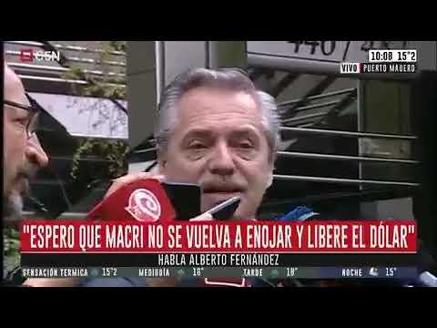 """Macri ya es parte de la historia"""