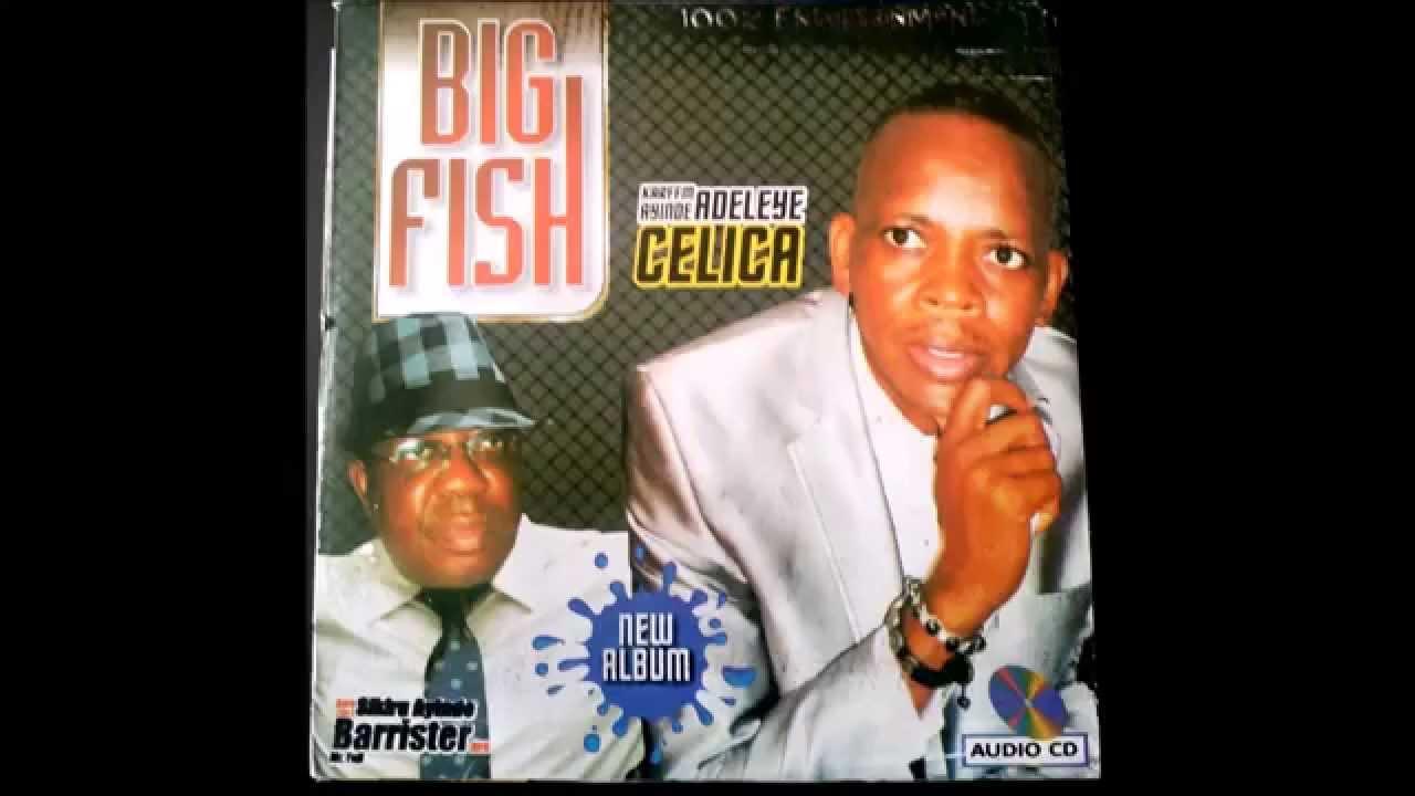 Celica kareen ayinde adeleye big fish full album for Big fish musical soundtrack