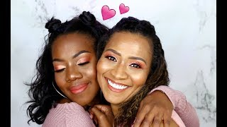 Mother + Daughter Matching Makeover | Mother
