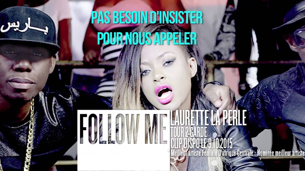 laurette la perle follow me
