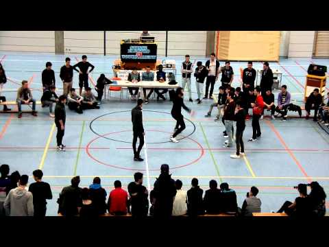 :..[ Suisse Electro Tournament 2 -- Flavour Dance Crew vs. Running Rebels (Group Stage) ]..: