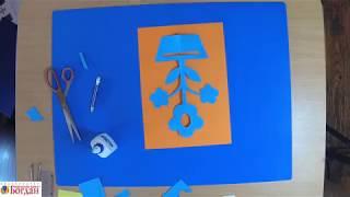 як зробити витинанки з паперу