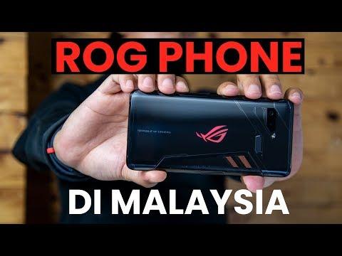 Semua yang anda perlu tahu tentang ASUS ROG Phone di Malaysia