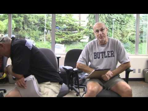 Kevin Calabro Show Warm Up - 9/21/2011