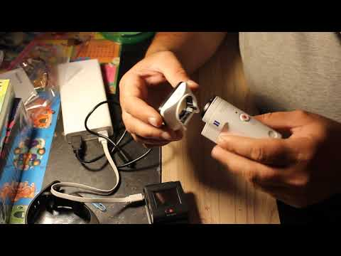 Обзор Action-камеры Sony FDR-X3000.