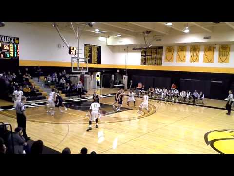 Marshall Bennett #25 vs Augustana Dec 17 2013 - America's Best Kept Secret