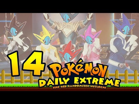 Pokémon Daily Extreme Fire Red [PL] #14 - LIGA Z GABRYSIAMI