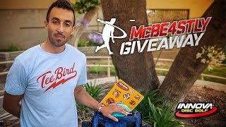 McBeastly Disc Golf Giveaway