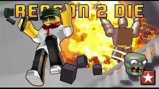 Roblox: Reason 2 Die - Gameplay - Ep 3