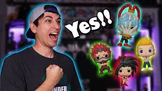 Finally! The MHA Funko Pops We Have Been Asking For!!! | Dr. Applesauce