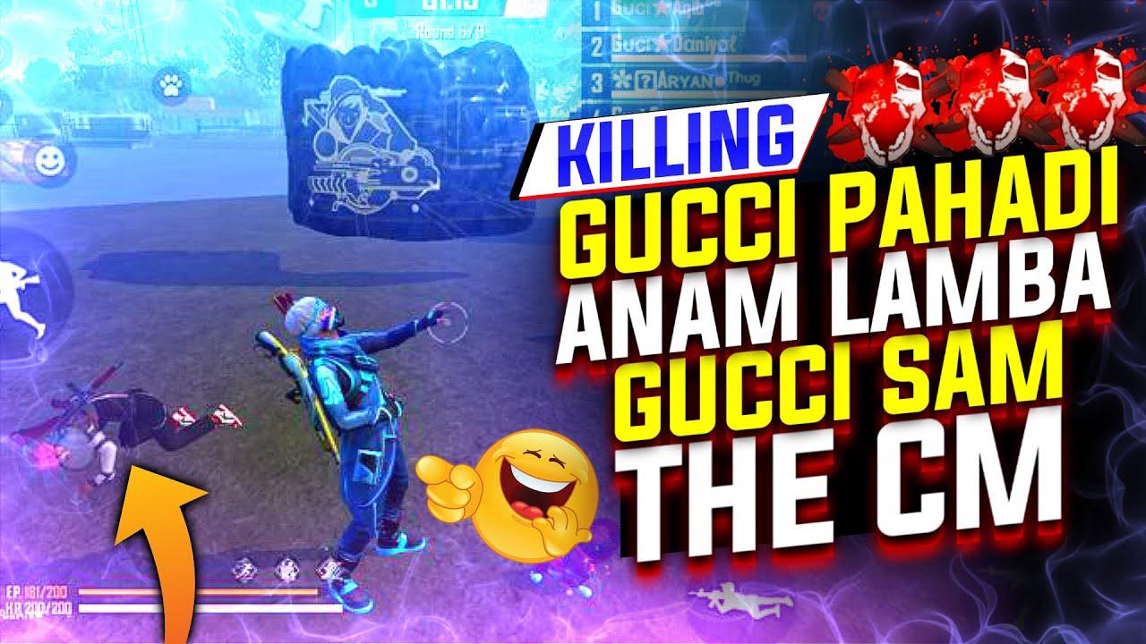 gang bang Gucci