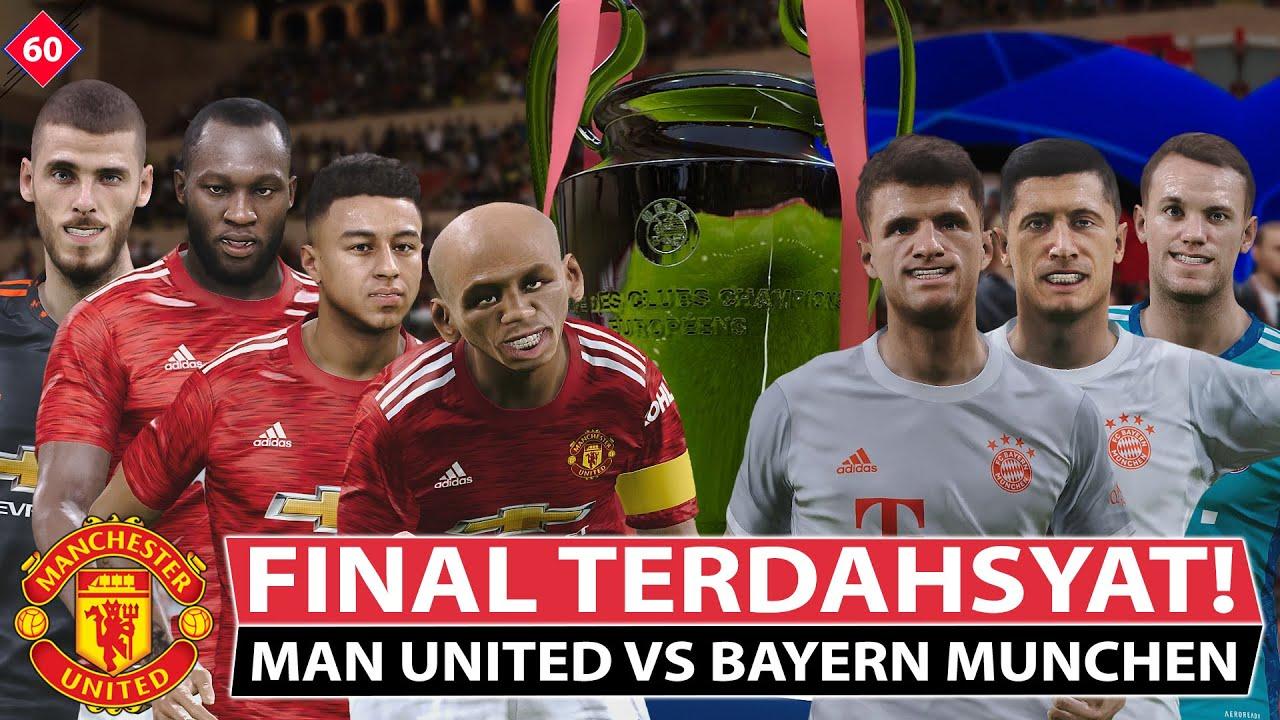 FINAL UEFA CHAMPIONS LEAGUE TERDAHSYAT SEPANJANG MASA! SIAPAKAH YANG MENJADI SANG JUARANYA? (60)