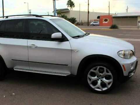 Bmw X5 3Rd Row >> 2008 BMW X5 AWD 4dr 4.8i Sport, Premium Package 3rd Row (Phoenix , Arizona) - YouTube