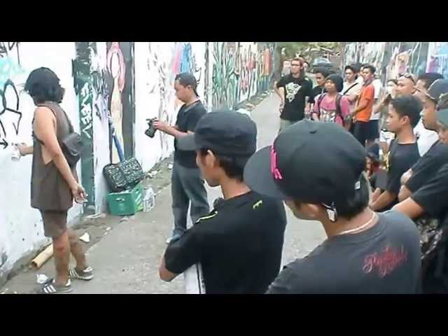 Meeting of Styles Philippines - Iloilo City: On-the-Spot Tagging Contest