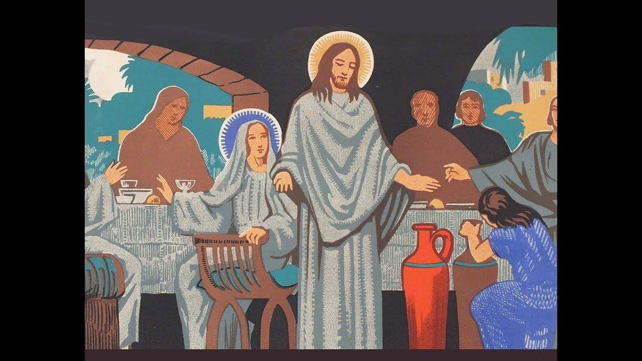 Les Miracles De Jesus-Christ - original French Litho 1933 ...
