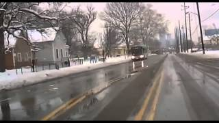 Mucha Nieve En Indiana