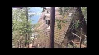 2988 Cozen Pitt Lake, Bc - Waterfront Cabin For Sale