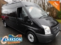 Clarkson Commercials : transit 300 LWB SK12 JZW