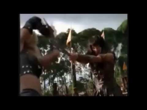 Xena vs Callisto