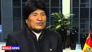 Президент Боливии рассказал шокирующую правду о США! СМОТРЕТЬ ВСЕМ