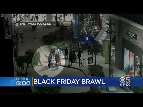 Scuffle Over Stolen Phone Turns Into Black Friday Brawl At Emeryville's Bay Street Mall
