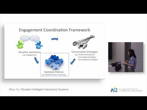 Zhou (Jo) Yu: Situated Intelligent Interactive Systems
