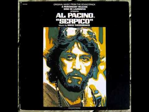 SERPICO - Mikis Theodorakis (1973) [original soundtrack]