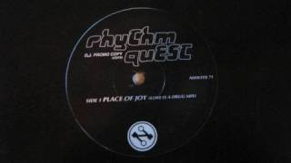 RHYTHM QUEST - PLACE OF JOY