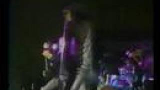Ian Astbury with the FUZZTONES (1990)