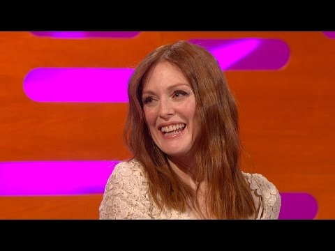 Julianne Moore and Ant & Dec on their early soap careers - The Graham Norton Show: Preview - BBC One