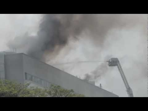 Fire at National University of Singapore (Faculty of Engineering, Block 3A)