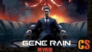 GENE RAIN  - REVIEW