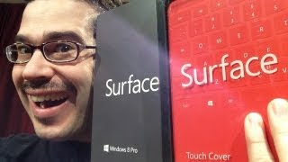 Surface Pro Hands-On