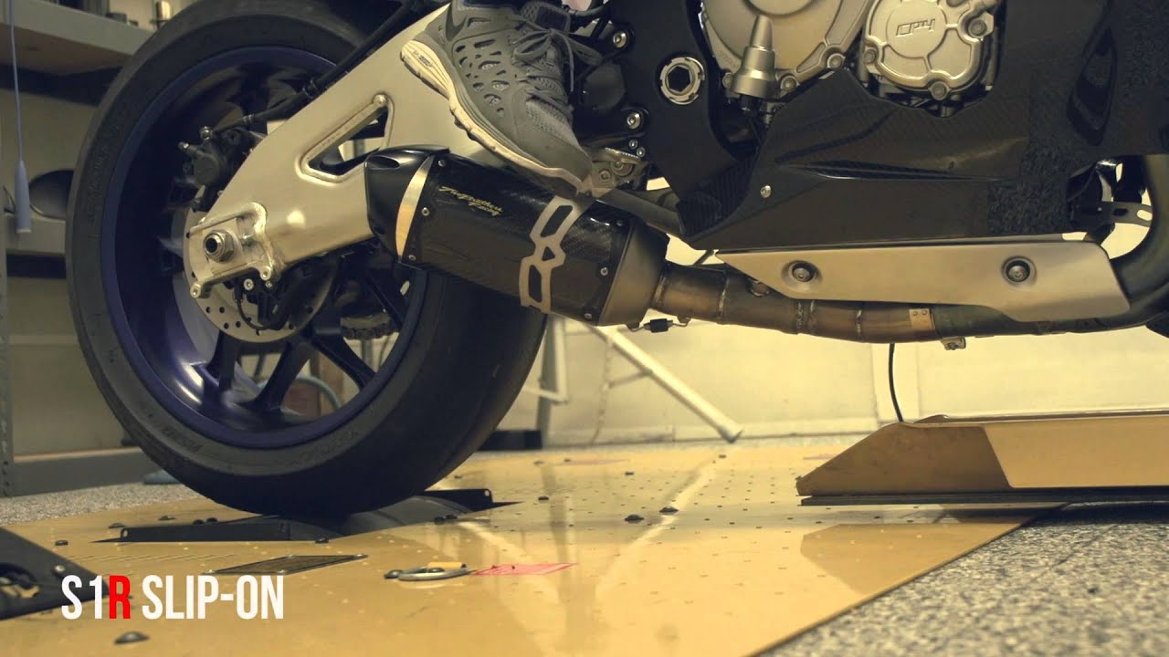 Yamaha R1 Slip On System 2015 2019