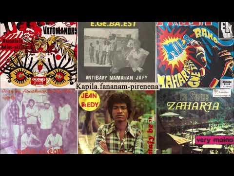 Mix de chansons malgaches des années Kaiamba - Radio Madagascar part. 2