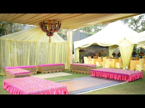 Indian Wedding Decor : Best Kenyan Weddings (Amazing Tents and Decor)