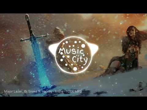 Major Lazer & DJ Snake ft. Halsey - Alone