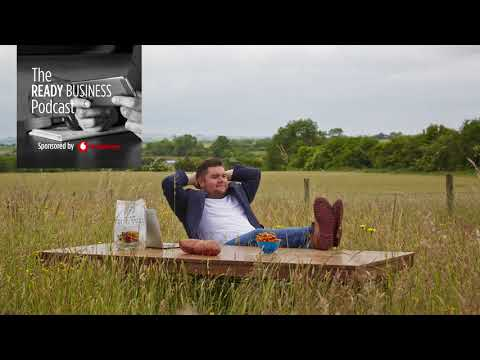 Ready Business Podcast - Sam Dennigan