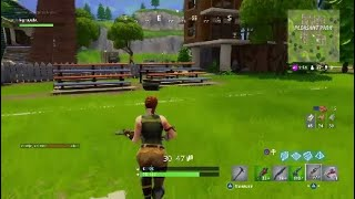 "BUG FORTNITE ""bah it is or the scar"""