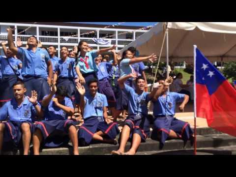 St Joseph's College Samoa @ NUS Open Day 2016