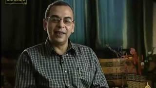 لقاء مع د. أحمد خالد توفيق - قناة الجزيرة